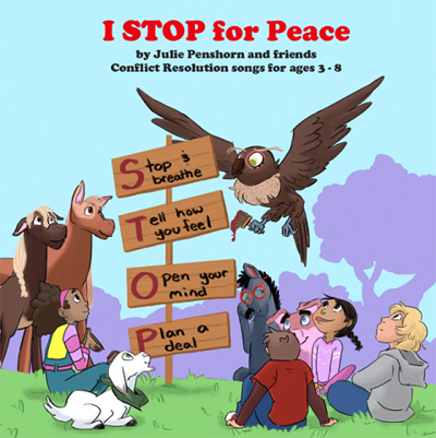 Conflict resolution songs for ages 3 to 9